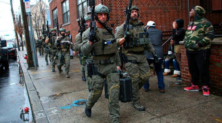 USAs hukkus tunde kestnud tulistamises kuus inimest