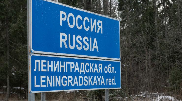 Vene-Soome piiril võeti autoroolist maha alkoholijoobes Eesti mees