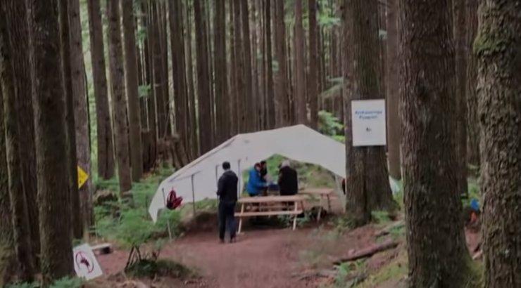 VIDEO | Kanada metsast leiti salajane Jaapani küla