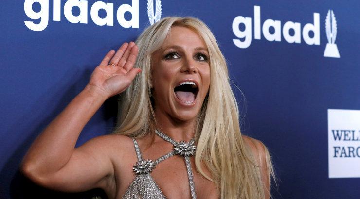 Britney Spears saab oma muusikali feministlikest printsessidest