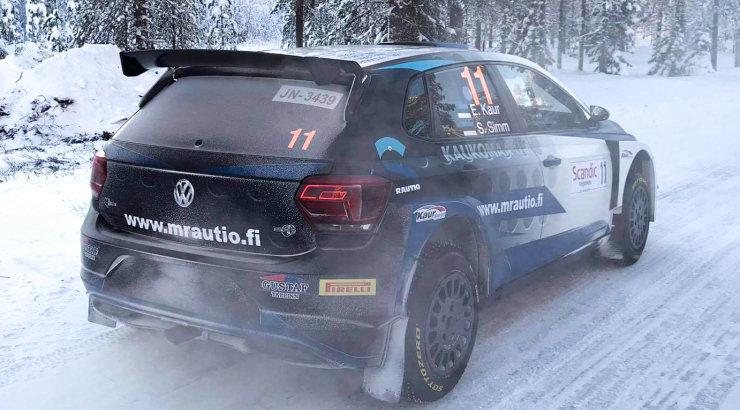 Arctic MM-rallil osaleb neli Eesti sõitjat