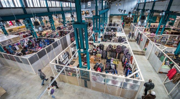 9acc04e1d2c FOTOD: Balti jaama turu ümberehituse ajaks avas uksed Depoo turg -  Kasulik.ee