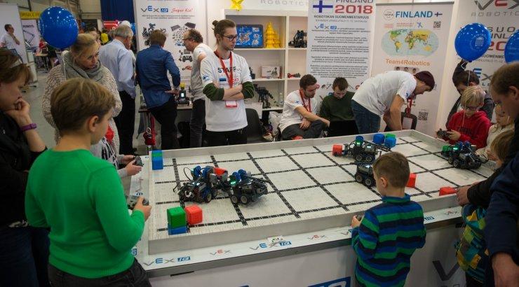 17c649b80d7 Kahjumis tehnikafestival Robotex jäi maksudega hätta - Uudis.eu