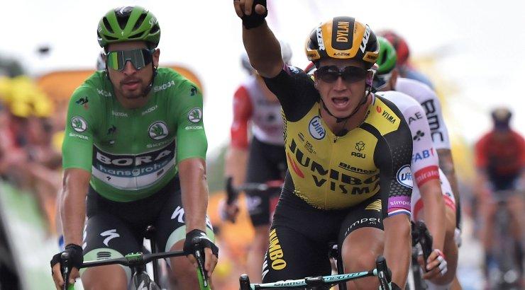 Tour de France`i 7. etapi võitis finišiheitluses Groenewegen, Taaramäe peagrupis