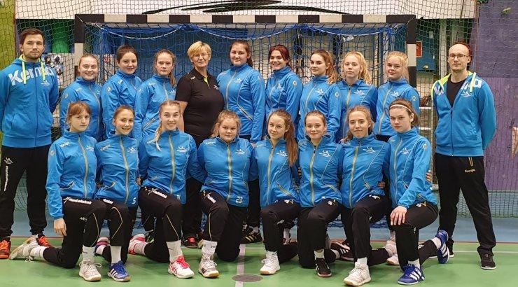 Eesti neidude käsipallikoondis sai teada EM-vastased