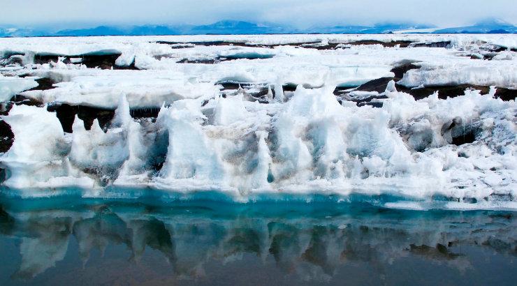 Teadlaste hullumeelne idee: jääliustike varisemise saaks peatada kunstlume abiga