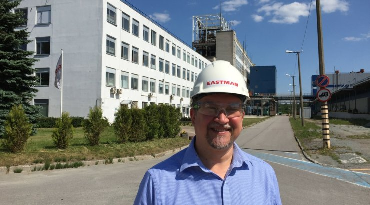 Kas keemiatööstus saab olla vastutustundlik ettevõte? Näide Ida-Virust