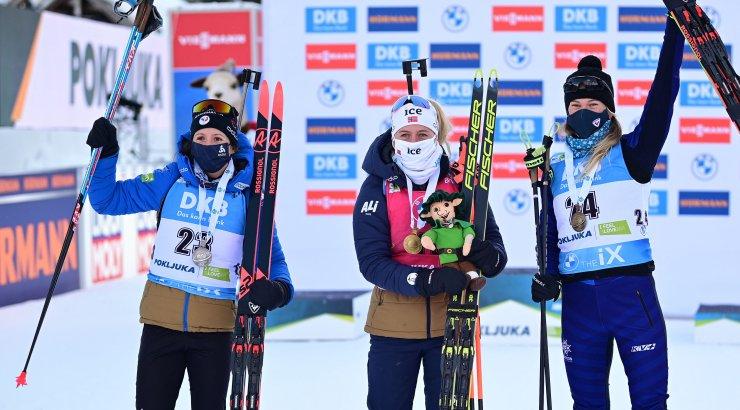 Olümpiavõitja kirus Venemaa laskesuusatajaid: MMiks valmistuti täiesti valesti