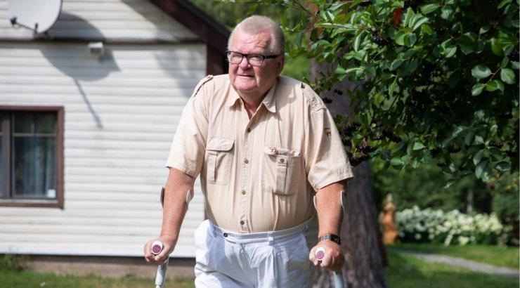 Edgar Savisaar avameelselt hetkeseisust armuelus: minu jaoks on see teema läbi, ma olen ju 69-aastane mees