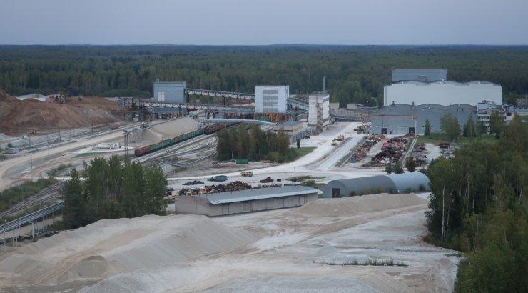UURING | Eesti Energia lubjakivi sobib täitematerjalina Rail Balticu ehitamiseks