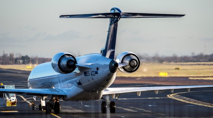 Estonian Air liisib Austria lennukompaniilt lennuki