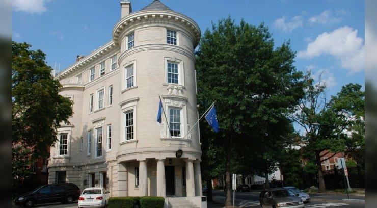 Eesti saatkond Washingtonis valmistub remondiks