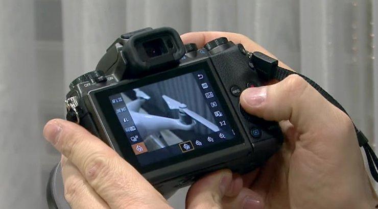 b9068ad822f Tehnika TV: Canon EOS M5 - miks siin sees on peegel, seda vaadake  internetist - Forte