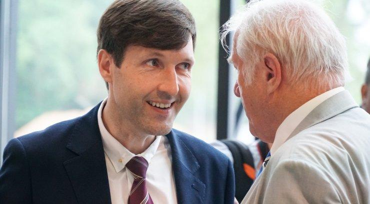 FOTOD | President ja EKRE auesimees Arnold Rüütel nahutas erakonda: sõnakasutus meie erakonna mõnede liikmete poolt teeb ka mind väga murelikuks