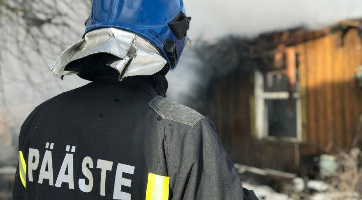 Tulekahju nõudis Jõgevamaal järjekordse elu