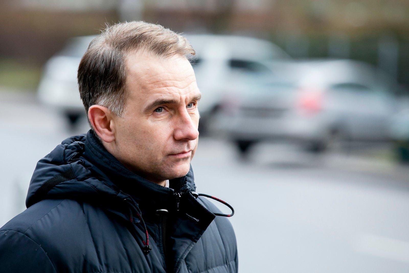 Экс-министр транспорта Литвы Рокас Масюлис