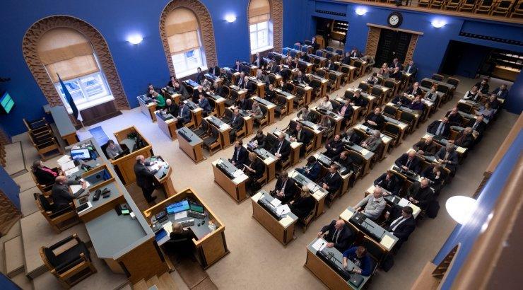 Riigikogu võttis vastu tuleva aasta riigieelarve. Näiteks haigekassa eelarve kasvab pea 140 miljoni euro võrra