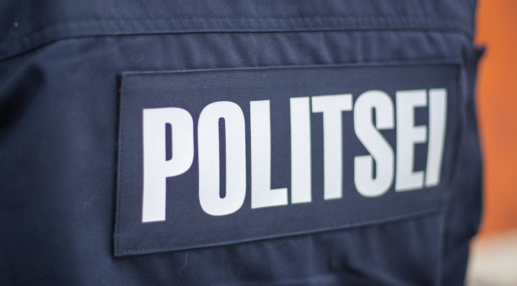 Politsei otsib Tallinna lahest merre kukkunud inimest