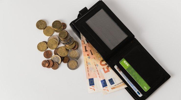 В будущем году минимальная зарплата составит 360 евро