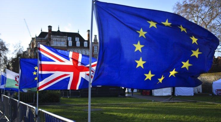 Briti parlament toetas Brexitile ajapikenduse küsimist