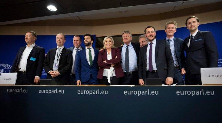 Euroopa äärmuspopulistid tulevad Tallinnasse istungit pidama