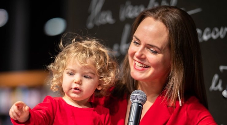 Ettevõtja Evelyn Mikomägi avaldab, miks ta pooldab laste kasvatamisel vabakasvatust