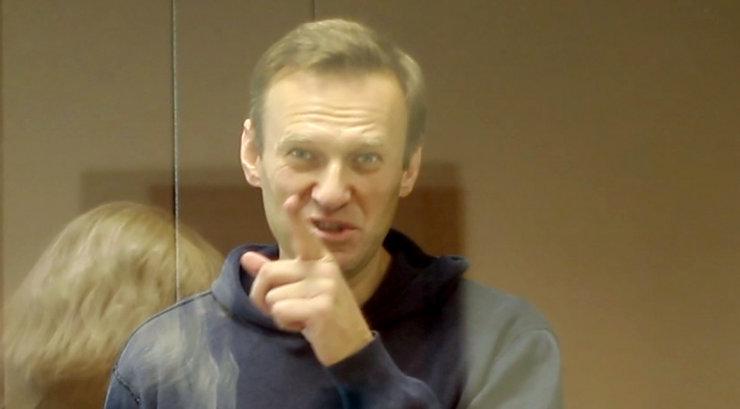 Prokurör palus saata uurimiskomiteele loetelu Navalnõi solvangutest kohtus