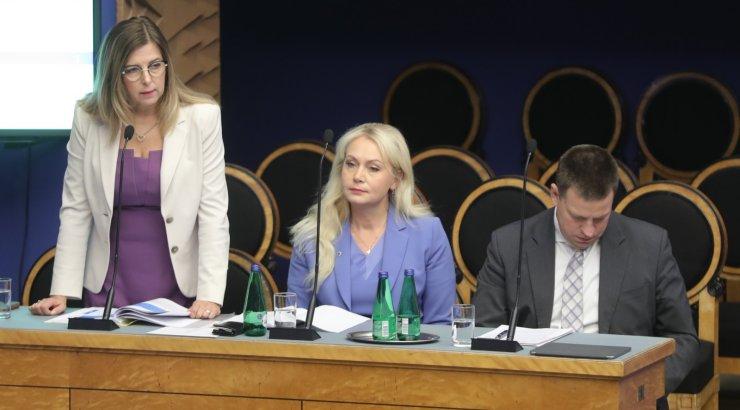 OTSEPILT ja -BLOGI | Riigikogu infotunnis annab esmakordselt aru väliskaubandus- ja IT-minister Kert Kingo