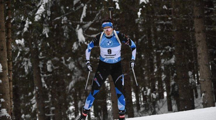 Norra alustas laskesuusatamise MM-i kuldmedaliga, Tomingas tegi lõpuks Eesti seisu veidike ilusamaks