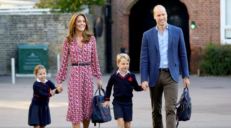 Kate Middleton avaldas viisi, mille abil prints William teda ülikooliaastatel võrgutada püüdis