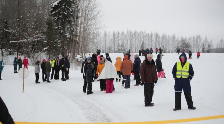 Soome politsei võtab Arctic rallil pealtvaatajate leidmiseks droonid appi