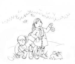 Lapsed ja lehed