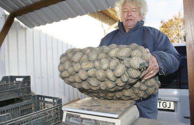 Poolakad ja venelased tahavad Eesti kartulist tühjaks osta