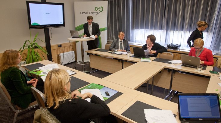 Kriitika Eesti Energia suunas maksis Reivikule ja Kuusmikule koha nõukogus