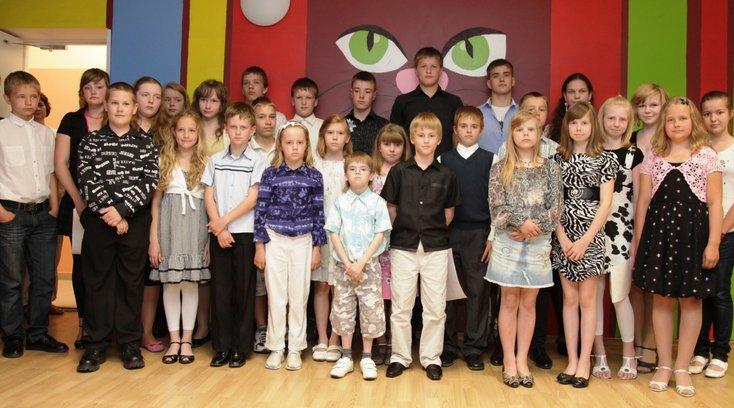 Hea Laps 2011