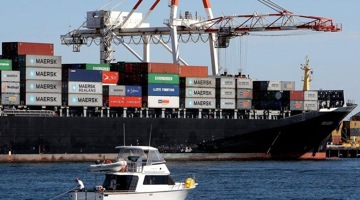 Прибалты забили тревогу: морское судоходство окончательно ушло на дно