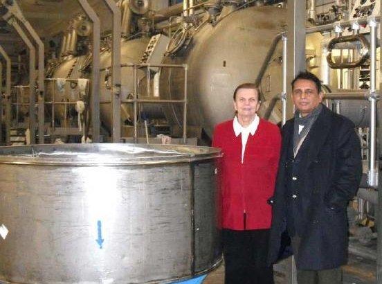 Sindis asuv AS Qualitex valmistab päevas 7,5 tonni valmiskangast