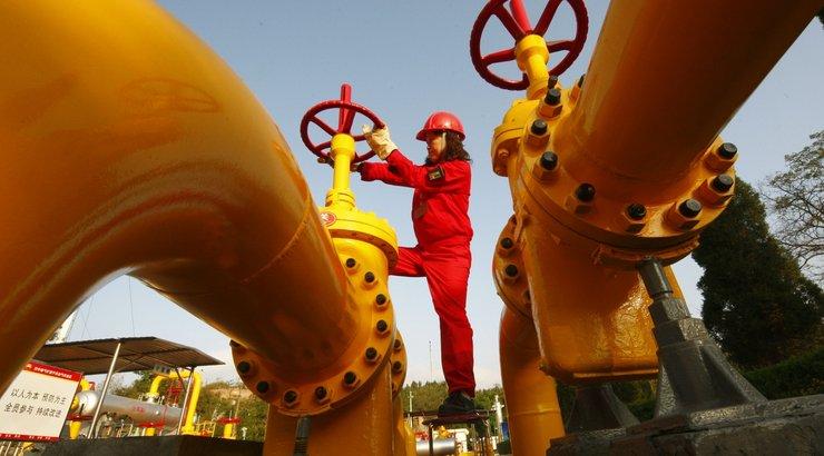 Monopol rakendab gaasibörsi oma vankri ette