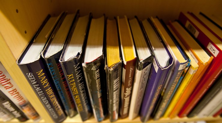 Vastse-Kuuste raamatukogu tänab