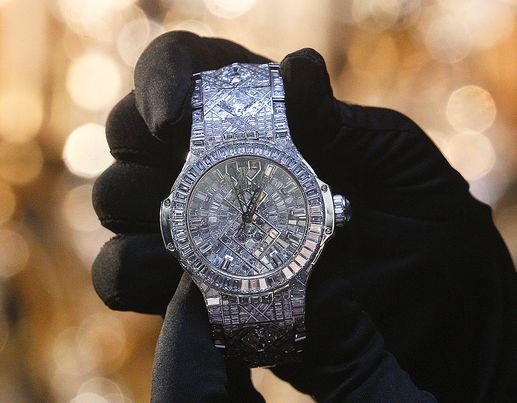 hublot самые дорогие часы перестали чувствовать запах