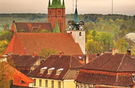 Vanalinna katused