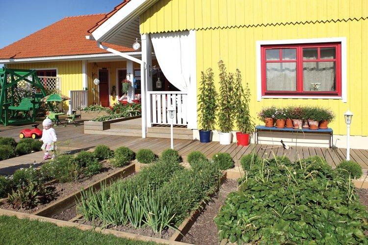 23e71bf0cca FOTOD: Kaunim aed ja kodu valitud - Maakodu.ee