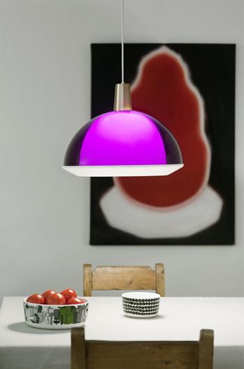 Yki Nummi loodud lamp sarjast Kuplat