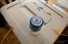 Riigikogu valimised 2015