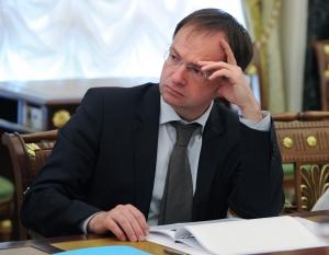 Venemaa kultuuriminister Vladimir Medinski