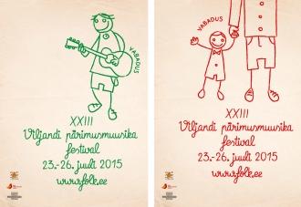 Viljandi Folgi plakat