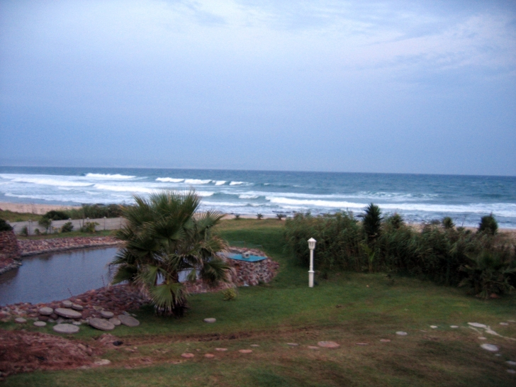 Jeffreys Bay rand