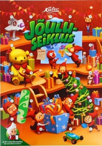 Kalevi jõulukalender