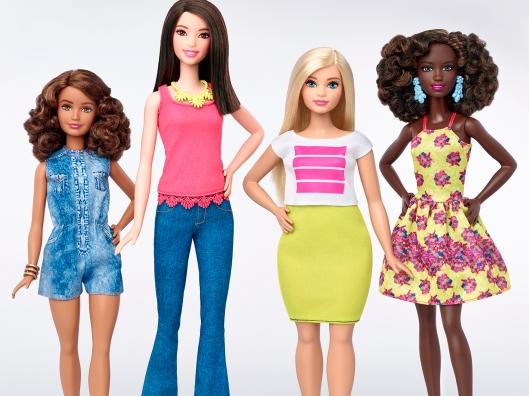 d64589831a5 Barbie tootja üllatab uute nukkudega, millesarnaseid varem nähtud ...