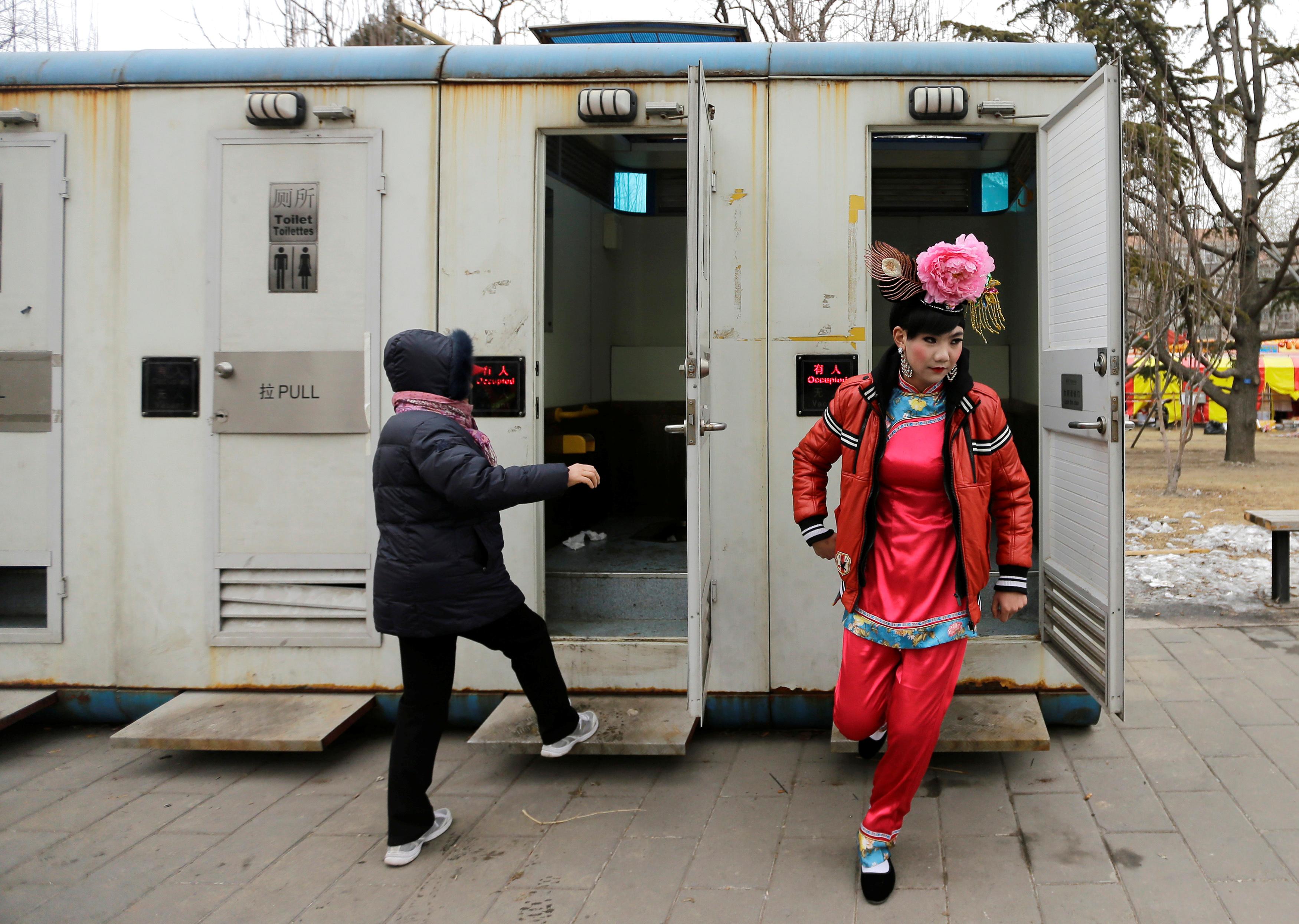 Reutersi pilt kaasaaegsest WCst